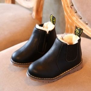 Other - Kids Black Boots